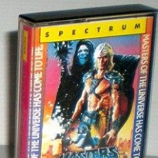 Videojuegos y Consolas: MASTERS OF THE UNIVERSE - THE MOVIE [GREMLIN GRAPHICS] 1987 - ERBE SOFTWARE [ZX SPECTRUM]. Lote 44858568