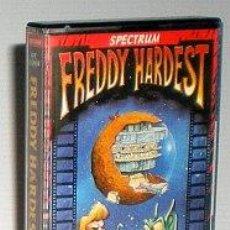 Videojuegos y Consolas: FREDDY HARDEST [DINAMIC SOFTWARE] 1987 [ZX SPECTRUM]. Lote 44897713