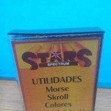 Videojuegos y Consolas: VIDEOJUEGO STARS SPECTRUM PARA SPECTRUM EN SU CAJA ORIGINAL. Lote 45587842