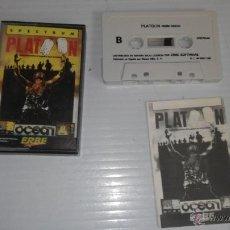Videojuegos y Consolas: JUEGO SPECTRUM PLATOON . Lote 45752565