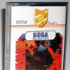 Videojuegos y Consolas: LINE OF FIRE [US GOLD] [1987] SEGA - MUSICAL 1 - ERBE SOFTWARE [ZX SPECTRUM]. Lote 45755368