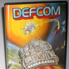 Videogiochi e Consoli: DEFCOM [QUICKSILVA LTD] 1986 BINARY DESIGN LTD [MIND GAMES ESPAÑA SA] [ZX SPECTRUM]. Lote 45935160