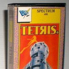 Videojuegos y Consolas: TETRIS [MIRRORSOFT] 1988 - DRO SOFT [ZX SPECTRUM]. Lote 45970570