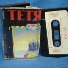 Videojuegos y Consolas: - SPECTRUM - TETRIS - MIRROR SOFT. Lote 46130651