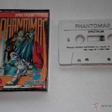 Videojuegos y Consolas: JUEGO PARA SPECTRUM PHANTOMAS 2 DINAMIC. Lote 46193340