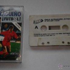 Videojuegos y Consolas: SPECTRUM JUEGO EMILIO BUTRAGUEÑO. Lote 46193604