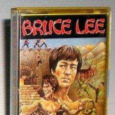 Videojogos e Consolas: BRUCE LEE (US GOLD LTD) [1984] DATASOFT INC / OCEAN SOFTWARE [PRIMERA EDICIÓN] [ZX SPECTRUM]. Lote 47020582