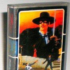 Videojuegos y Consolas: ZORRO [JAMES SOFTWARE] 1986 [DATASOFT INC] US GOLD [PRIMERA EDICIÓN] [ZX SPECTRUM]. Lote 47024307