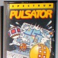 Videojuegos y Consolas: PULSATOR [MARTECH] 1987 IBSA - ERBE SOFTWARE [ZX SPECTRUM]. Lote 47032202