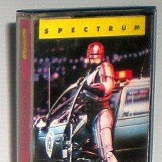 Videojuegos y Consolas: ROBOCOP [OCEAN SOFTWARE] 1988 ERBE SOFTWARE [ZX SPECTRUM]. Lote 47032519