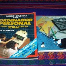 Videojuegos y Consolas: SPECTRUM EL ORDENADOR Y TUS HIJOS, LIBRO BÁSICO ORDENADOR PERSONAL REGALO BIBLIOTECA PRÁCTICA 2 RARO. Lote 47139362