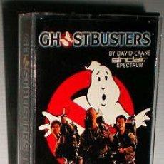 Videojuegos y Consolas: GHOSTBUSTERS [ACTIVISION] 1984 [ZX SPECTRUM] LOS CAZAFANTASMAS. Lote 47186985