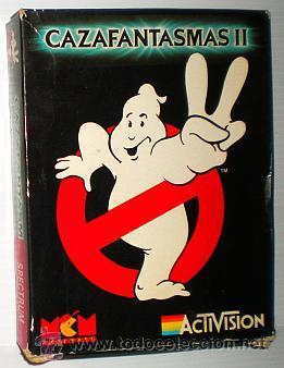 CAZAFANTASMAS 2 [ACTIVISION] 1989 MCM SOFTWARE [ZX SPECTRUM] THE GHOSTBUSTERS 2 II (Juguetes - Videojuegos y Consolas - Spectrum)
