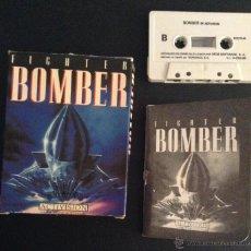 Videojuegos y Consolas: JUEGO DE ORDENADOR SPECTRUM FIGHTER BOMBER MCM ACTIVISION. Lote 48032010