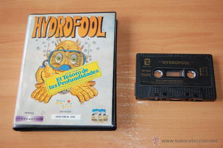 JUEGO ORDENADOR PC HYDROFOOL SPECTRUM (Juguetes - Videojuegos y Consolas - Spectrum)