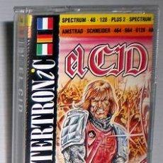 Videojuegos y Consolas: EL CID [DRO SOFTWARE] [1987] VIRGIN MASTERTRONIC [1988] [ZX SPECTRUM] [AMSTRAD CPC]. Lote 48415597