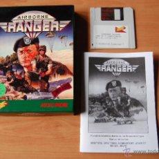 Videojuegos y Consolas: RARO JUEGO ORDENADOR PC AIRBORNE RANGER SPECTRUM. Lote 48418479