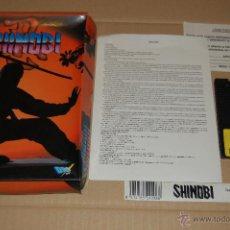 Videojuegos y Consolas: JUEGO ORDENADOR PC SHINOBI SPECTRUM +3. Lote 48502994