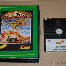 Videojuegos y Consolas: JUEGO ORDENADOR PC SILK WORM SILKWORM SPECTRUM +3. Lote 48503076