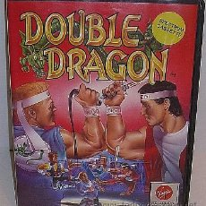 Videojuegos y Consolas: DOUBLE DRAGON [MELBOURNE HOUSE] 1989 [TRADE WEST/TECHNOS JAPAN/TAITO 1987] [ZX SPECTRUM] 1ª EDICIÓN. Lote 279521018