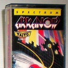 Videojuegos y Consolas: ARKANOID [IMAGINE] 1987 - TAITO / ERBE SOFTWARE [ZX SPECTRUM]. Lote 48678269