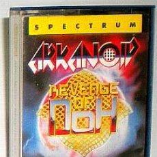 Videojuegos y Consolas: ARKANOID REVENGE OF DOH [IMAGINE] [1988] THE HIT SQUAD [IBSA] ERBE SOFTWARE [ZX SPECTRUM]. Lote 41854972