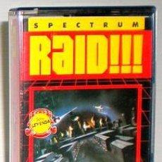 Videojuegos y Consolas: RAID OVER MOSCOW (RAID!!!) [ACCESS SOFTWARE] 1985 US GOLD / ERBE SOFTWARE [ZX SPECTRUM]. Lote 48696581