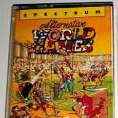 Videojuegos y Consolas: ALTERNATIVE WORLD GAMES FROM GREMLIN [GREMLIN GRAPHICS] 1987 - ERBE SOFTWARE [ZX SPECTRUM]. Lote 43346695