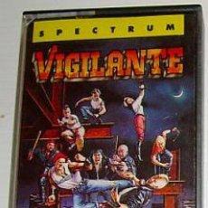 Videojuegos y Consolas: VIGILANTE [US GOLD] [1989] IREM CORP - ERBE SOFTWARE [ZX SPECTRUM]. Lote 39824896