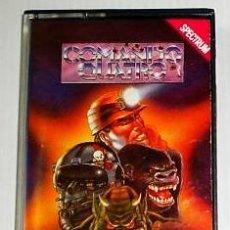 Videogiochi e Consoli: COMANDO QUATRO [ZIGURAT] 1989 [ZX SPECTRUM]. Lote 43053118