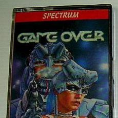 Videojuegos y Consolas: GAME OVER [DINAMIC SOFTWARE] 1987 [ZX SPECTRUM]. Lote 39824829