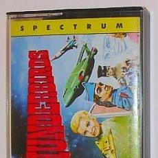 Videojuegos y Consolas: THUNDERBIRDS [GRANDSLAM] [1989] MCM SOFTWARE / ERBE SOFTWARE [ZX SPECTRUM] GERRY ANDERSON. Lote 39825312