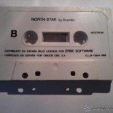 Videojuegos y Consolas: SPECTRUM NORTH- STAR BY GREMLIN. SIN CARATULA.. Lote 49201611