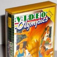 Videojuegos y Consolas: VIDEO OLYMPICS [MASTERTRONIC 1986] DINAMIC SOFTWARE [1984] VIDEO OLIMPIC VIDEO OLYMPIC [ZX SPECTRUM]. Lote 85052223