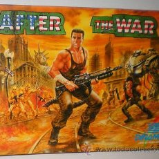 Videojuegos y Consolas: AFTER THE WAR [DINAMIC SOFTWARE] 1989 [ZX SPECTRUM] LUIS ROYO. Lote 40376496