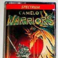 Videojogos e Consolas: CAMELOT WARRIORS [DINAMIC SOFTWARE] 1986 [ZX SPECTRUM]. Lote 43746029