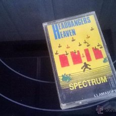 Videojuegos y Consolas: JUEGO SPECTRUM HEADBANGER LLAMASOFT 1982 BUEN ESTADO. Lote 50174270