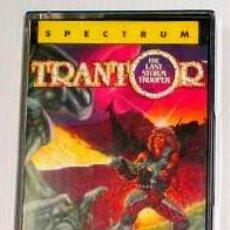 Videojuegos y Consolas: TRANTOR: THE LAST STORMTROOPER [GO!] 1987 - ERBE SOFTWARE [ZX SPECTRUM]. Lote 41854564