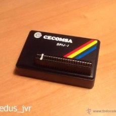 Videojuegos y Consolas: INTERFAZ DE LA CONSOLA ORDENADOR SINCLAIR ZX SPECTRUM + INTERFACE DE MANDO JOYSTICK MUY BUEN ESTADO. Lote 50707331
