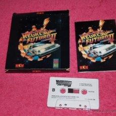 Videojuegos y Consolas: GAME FOR SPECTRUM 1990 MCM REGRESO AL FUTURO II SPANISH VERSION. Lote 51755330