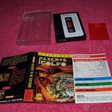 Videojuegos y Consolas: GAME FOR SPECTRUM RESCATE EN EL GOLFO SPANISH VERSION OPERA SOFT 1990. Lote 51769792