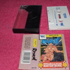 Videojuegos y Consolas: GAME FOR SPECTRUM MASTERTRONIC REVEAL SPANISH VERSION DRO SOFT. Lote 51770004