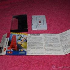 Videojuegos y Consolas: GAME FOR SPECTRUM THUNDERBIRDS SPANISH GAME MCM 1989. Lote 51770197