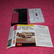 Videojuegos y Consolas: GAME FOR SPECTRUM MCM SUPER TRUX SPANISH VERSION ELITE 1989. Lote 51770457