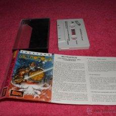 Videojuegos y Consolas: GAME FOR SPECTRUM METROPOLIS BY TOPO SOFT SPANISH VERSION 1989. Lote 51770826