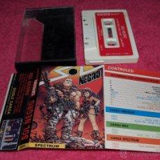 Videojuegos y Consolas: GAME FOR SPECTRUM SOL NEGRO OPERA SOFT SPANISH VERSION 1988. Lote 51771276