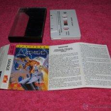 Videojuegos y Consolas: GAME SPECTRUM MCM SAVAGE SPANISH VERSION 1988 FIREBIRD. Lote 51771632