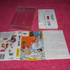 Videojuegos y Consolas: GAME SPECTRUM ZIPI Y ZAPE SPANISH VERSION 1989 DRO SOFT. Lote 51771640