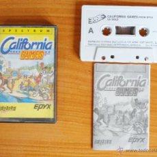 Videojuegos y Consolas: JUEGO SPECTRUM 'CALIFORNIA GAMES'.. Lote 51805756