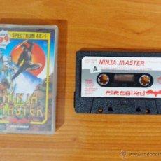 Videojuegos y Consolas: JUEGO SPECTRUM 'NINJA MASTER'.. Lote 51807382